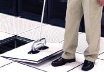 SPEC-CLEAN Verti-Lift Standup Floor Tile Puller